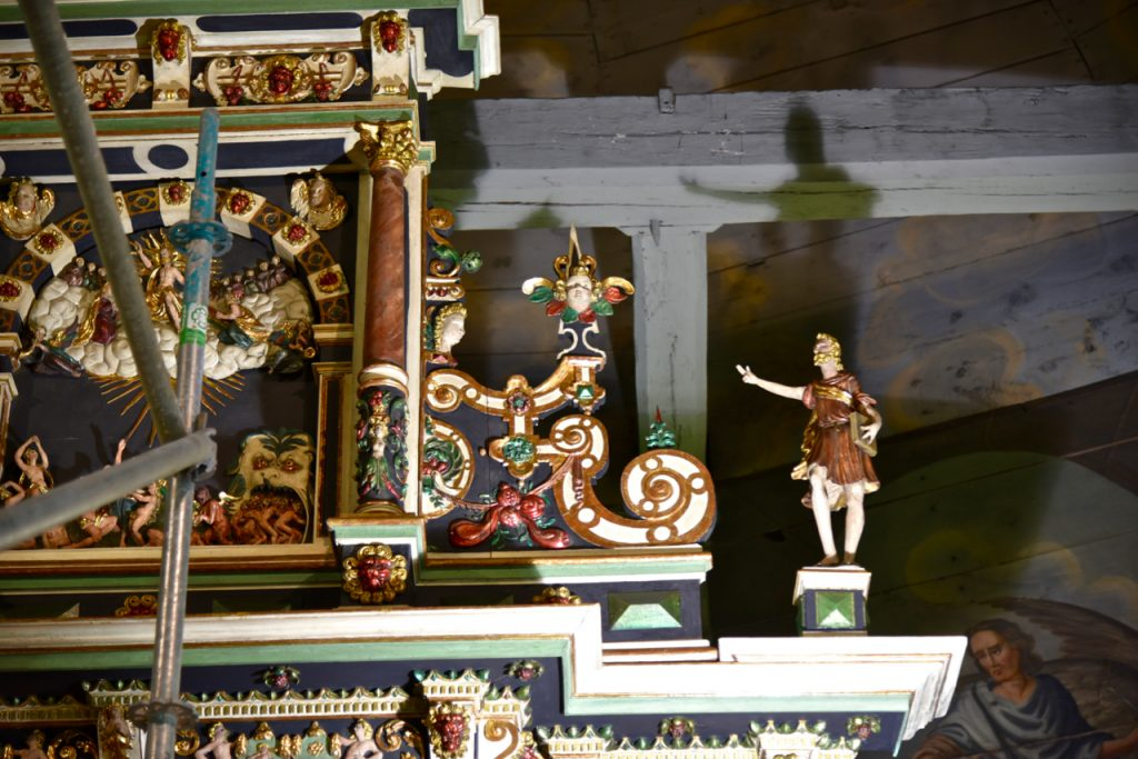 Altar Hein Baxmann, Hamburg-Allermöhe